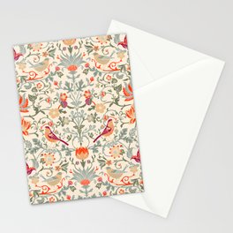 Light Magic Forest. Stationery Cards