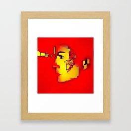 Power of the Mind  Framed Art Print