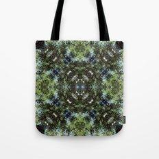 Reflection Kaleidoscope Tote Bag