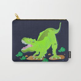Dino - Bright Carry-All Pouch