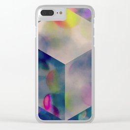 AB(dis)traction Clear iPhone Case