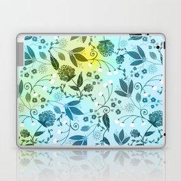 Floral Stock V2 Laptop & iPad Skin