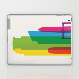 Shapes of Minneapolis Laptop & iPad Skin