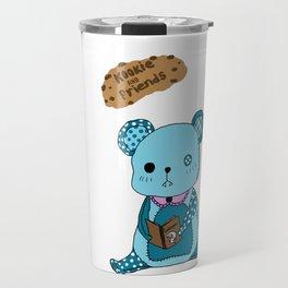 Kookie and Friends Travel Mug
