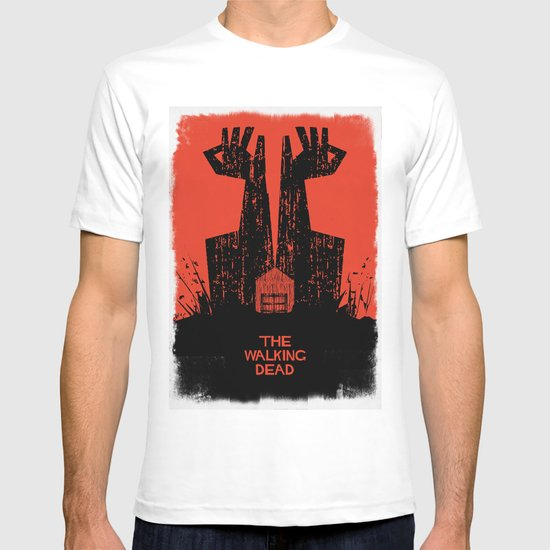 The Walking Dead. T-shirt