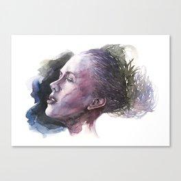 FACE#63 Canvas Print