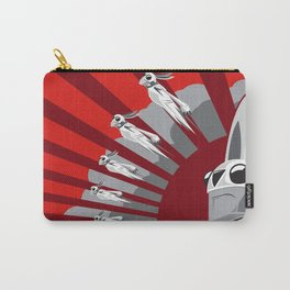 The Drove Propaganda  Carry-All Pouch
