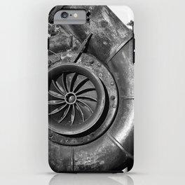 Turbo Rust iPhone Case