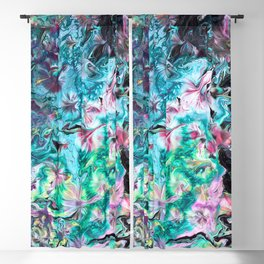 Flowering Fever Dream Blackout Curtain