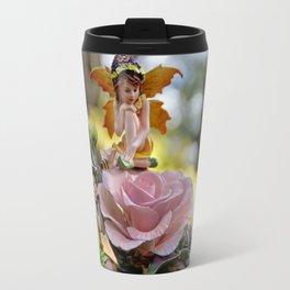 Floral Devotion 2 Travel Mug