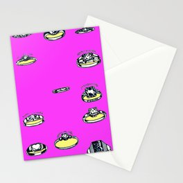 Ringing Engagement Stationery Cards