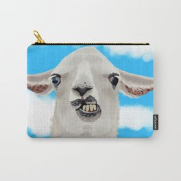 Derp Llama Carry-All Pouch