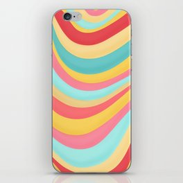 Candy Curves iPhone Skin