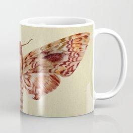 The Moth Coffee Mug