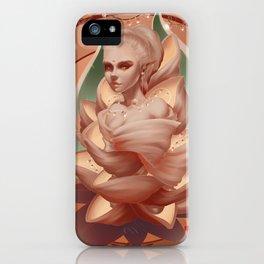 The Elf in the Golden Flower iPhone Case