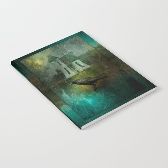 Crow House Notebook