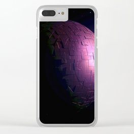 The Planets of Talon Clear iPhone Case