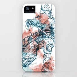 caferacer iPhone Case