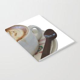 Americano Coffee Vector Notebook