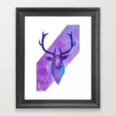 RUDOLF? Framed Art Print