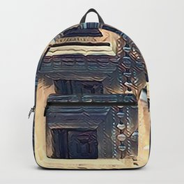 Temple of Eternity Backpack