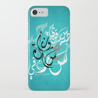 arabic iPhone & iPod Cases featuring Arabic by apostrophe