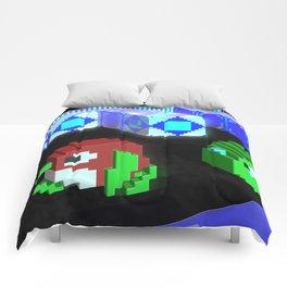 Inside Pengo Comforters