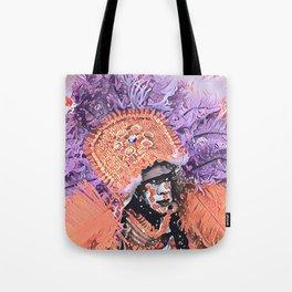 Big Chief Tote Bag