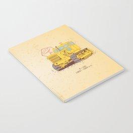 T 100 Notebook