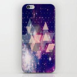 Wayward space iPhone Skin