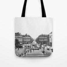 View of Paris Tote Bag