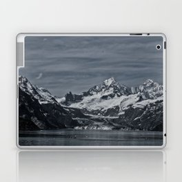 Margerie Glacier and Mount Fairweather, Glacier Bay Alaska, Laptop & iPad Skin