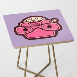 Vintage Viewfinder Toy Side Table
