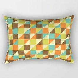 GeoPatt Rectangular Pillow