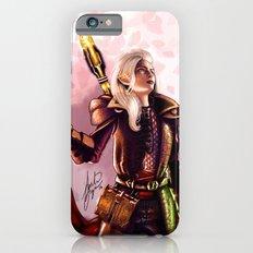 Dragon Age Inquisition - Aspen the elvish mage iPhone 6s Slim Case