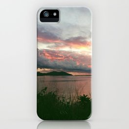 Pink Fiji iPhone Case