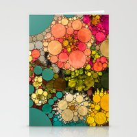 discount Stationery Cards featuring Perky Flowers! by Love2Snap