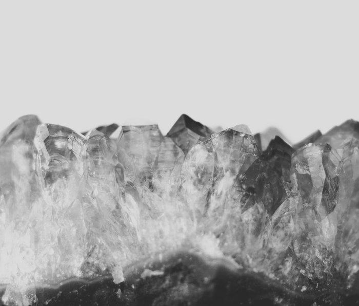 Crystal Soul Geode Metal Travel Mug