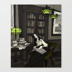 Asenath Canvas Print