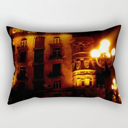 Night Crest 4 Rectangular Pillow