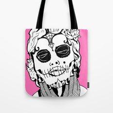 Dia De Los Marylin Tote Bag