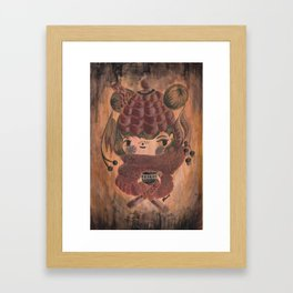 Cup of tea Framed Art Print