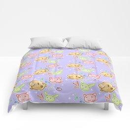 Pet Party Comforters