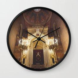 Shalom. Wall Clock