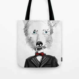 My name is not Harry Haller Tote Bag