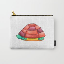 Sad Turtle Carry-All Pouch