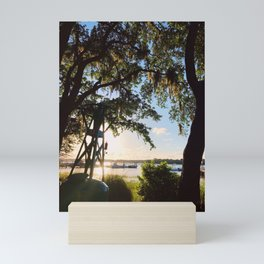 Sunset at Skull Creek | Hilton Head Island, SC Mini Art Print