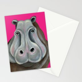 The Hippo Stationery Cards