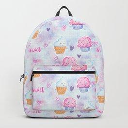 Sweet Friend - Ice Cream & Cupcake Backpack