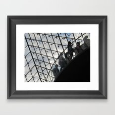 The Way Out Framed Art Print